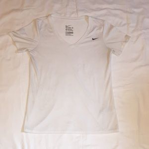 lightly worn, size medium Nike dri-fit shirt.